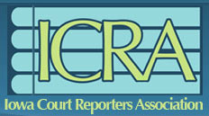 iowa court reporters association